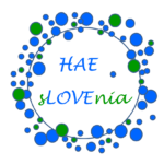 HAE Slovenija Logo